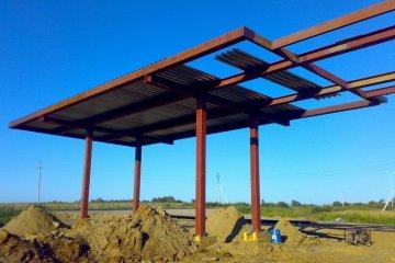 Строительство ангаров в г. Иваново