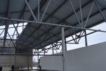 Строительство склада в Иванове