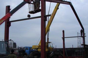 Быстровозводимое строительство