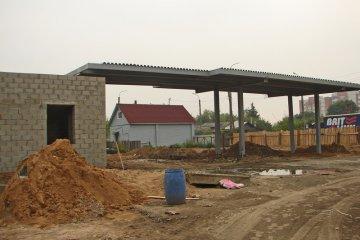 Строительство автозаправочных станций