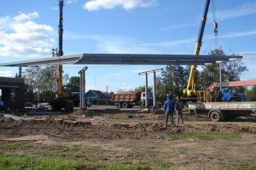 Строительство автозаправочной станции