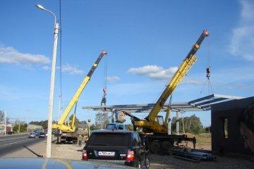 Производство и монтаж автозаправочных станций