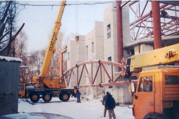 Строительство развлекательного центра