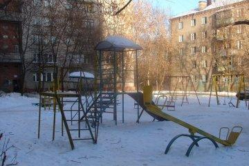 Изготовление детских городков