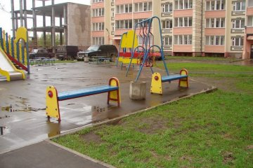 Оформление детских площадок