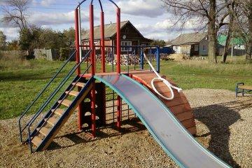 Детский игровой комплекс