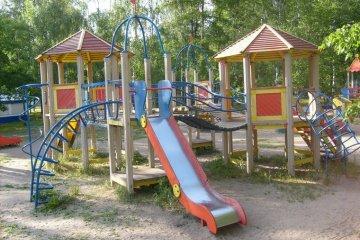 Производство детских комплексов