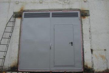Изготовление и установка дверей
