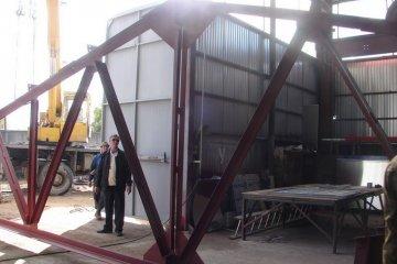 Изготовление металлоконструкций ферм