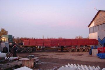 Фермы для крыши металлические
