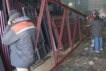 Изготовление металлоконструкций в Иванове
