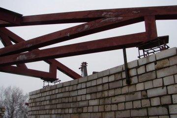Металлические межэтажные перекрытия