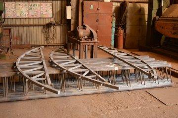 Виды металлических ферм
