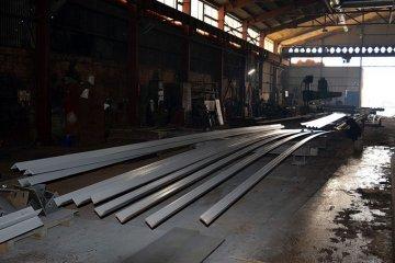 Усиления металлических ферм