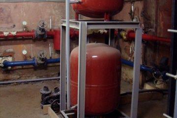 Подключение систем водоснабжения