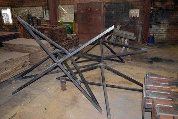 Изготовление металлических капителей