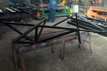 Капитель металлическая изготовление