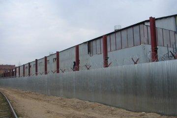 Изготовление и монтаж металлических колонн