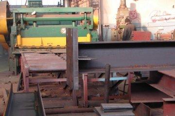 Сечения металлических колонн