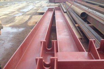 Производство и доставка строительных колонн