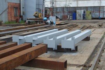 Изготовление стальных колонн