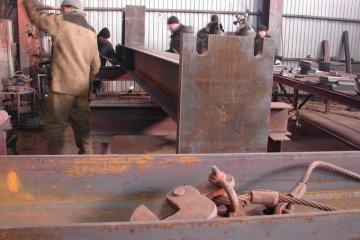 Строительные металлические колонны