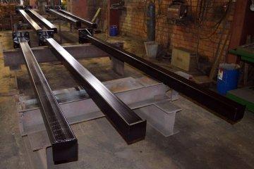 Изготовление металлических колонн Иваново