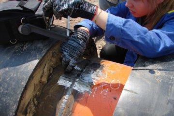 Неразрушающий контроль металлоконструкций