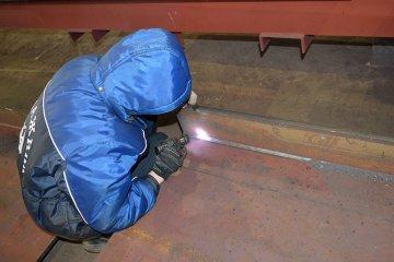 Проверка качества металлоконструкций