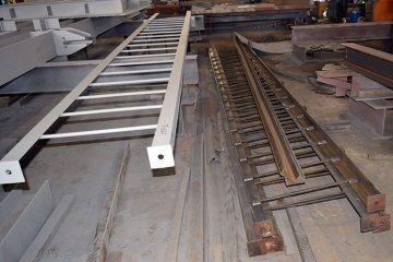 Производство лестниц