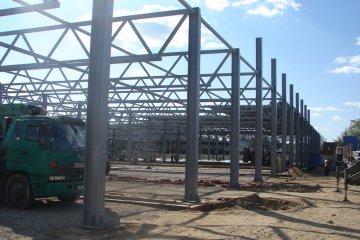 Новый логистический комплекс Иваново