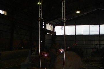 Изготовление ловиторки с лоппингом