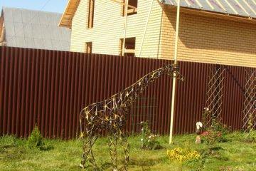 Архитектурные формы для сада