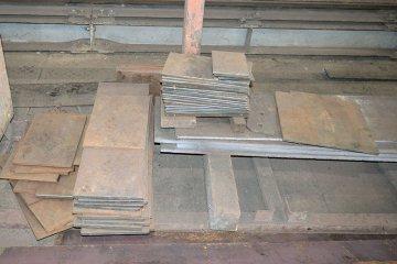 Заготовка листового металла