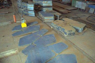 Резка и гибка листовго металла