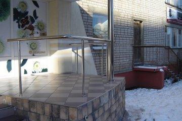 Перила из нержавейки Иваново