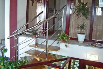 Изготовление перил для винтовых лестниц