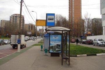 Автобусные павильоны