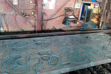 Заготовки из металла