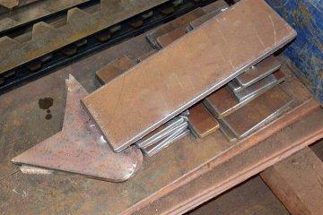 Резка заготовок из металла