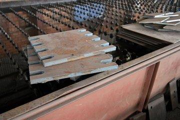 Стоимость резки металла плазмой