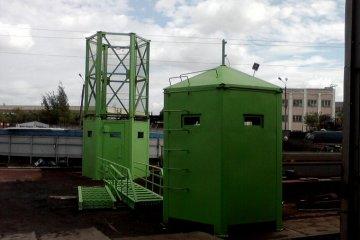 Наблюдательная вышка 9-метровая, Тейково
