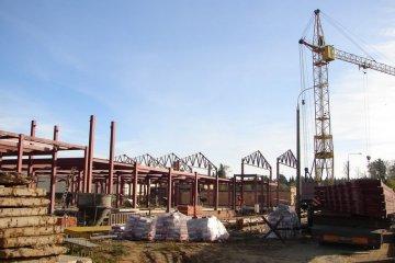 Производственные здания из металлоконструкций