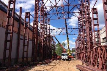 Строительство зданий производственного назначения