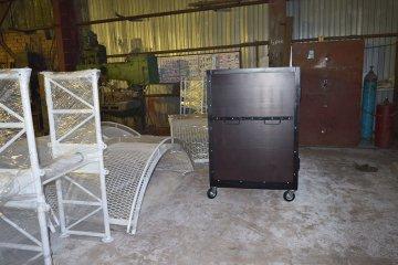 Ящик для перевозки циркового реквизита
