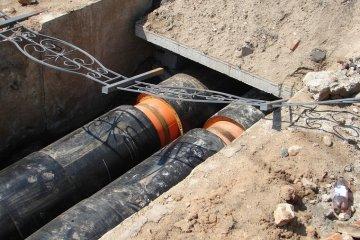 Строительство трубопроводов магистралей
