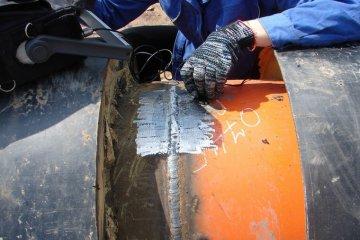 Неразрушающий контроль сварных соединений трубопроводов