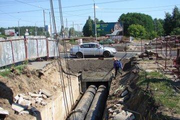 Строительство магистральных трубопроводов