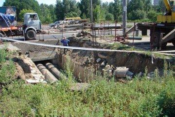 Строительство ремонт реконструкция трубопроводов