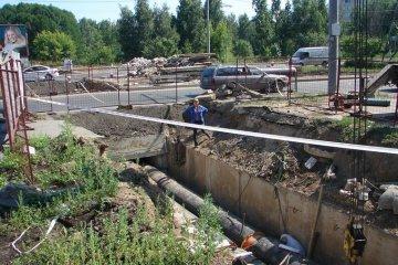 Строительство капитальный ремонт трубопроводов